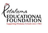 Petaluma Education Foundation