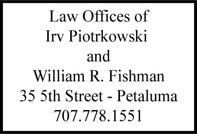 Law Offices of Irv Piotrkowski & William R Fishaman